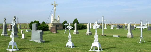 Iron Crosses, Munjor Cemetery