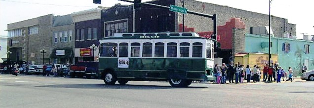 Iola's Molly Trolley