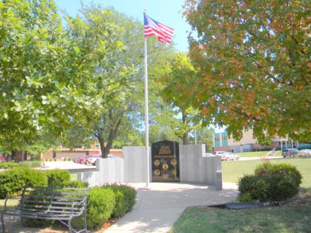 Veteran's War Memorial