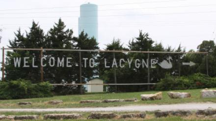 Welcome to La Cygne - City of the Swans!